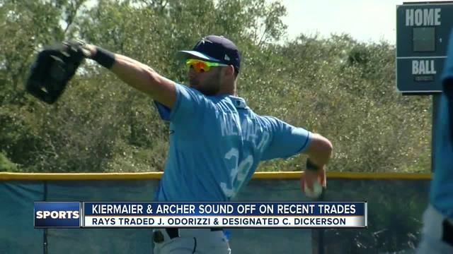 Rays- Yankees start full squad workouts - Spring Training 2018