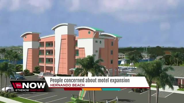 Hotel Expansion Concerns Neighbors In Hernando Beach
