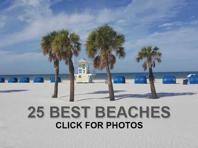 Clearwater Beach named 'Best Beach in America' for 2018