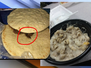 Some Polk students won't eat school lunches