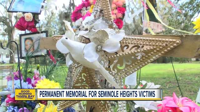 Neighbors want a permanent memorial to honor victims of the Seminole…