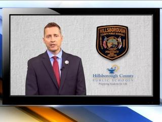 Hillsborough schools showing threat prep video
