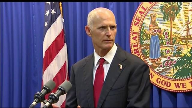Governor Scott announces -major action plan- to keep FL students safe