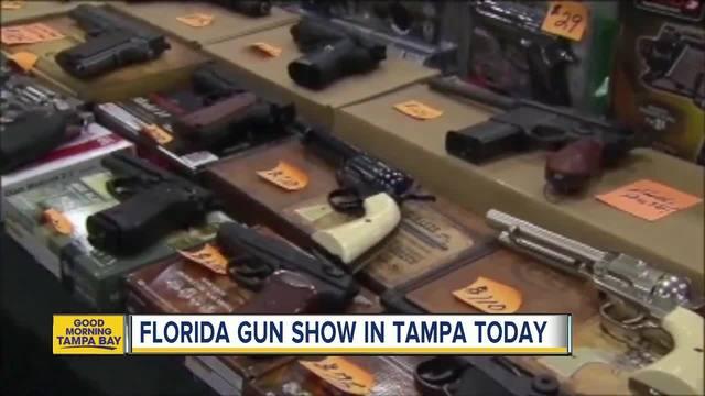 Florida gun show sees