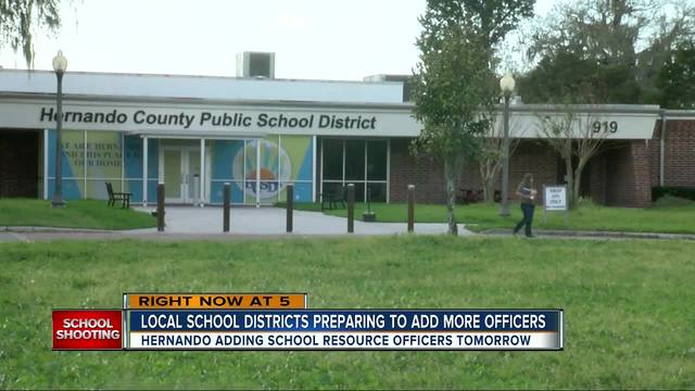 Hernando County Sheriff-s Office adding school resource offices to every…