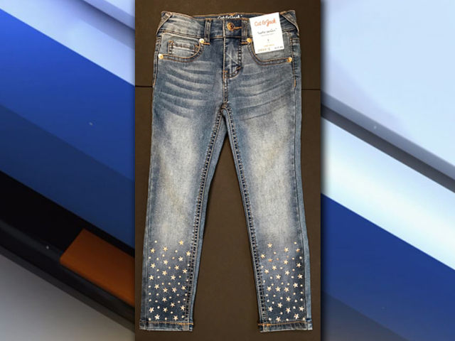 Pairs of Target Jeans Have Been Recalled for Causing Skin Lacerations