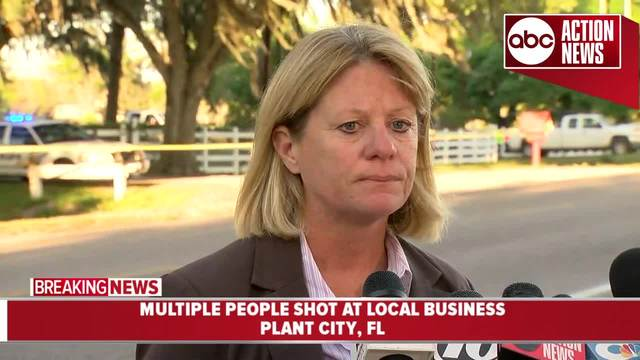 Gunman shot to death at Plant City business