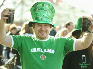 St. Patrick's Day weekend events in Tampa Bay