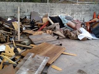 Florida highways littered with road debris