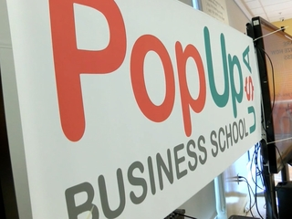 Non-profit helping people become business owners