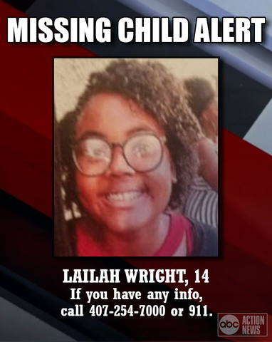 lailah wright orlando_1521138159350_81124957_ver1.0_640_480 missing child alert cancelled after 14 year old girl from orlando is