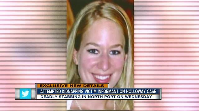 Man who claimed he helped bury Natalee Holloway fatally stabbed in Florida