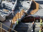 Bridge collapse: 6 dead, more survivors unlikely