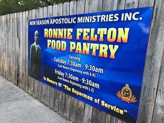 Food bank in memory of Seminole Heights victim