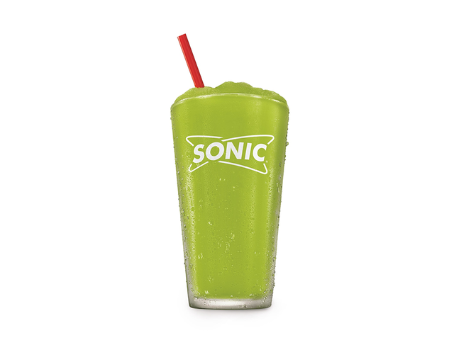 Sonic to unveil pickle juice slush in 2018