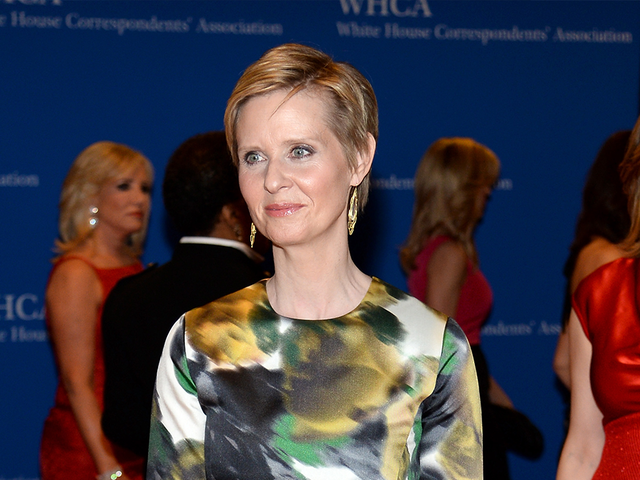 Cynthia Nixon Announces She Is Officially Running For Governor of NY