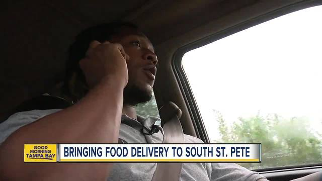 USF grad wants to be the Uber Eats of South St- Pete where people can-t…