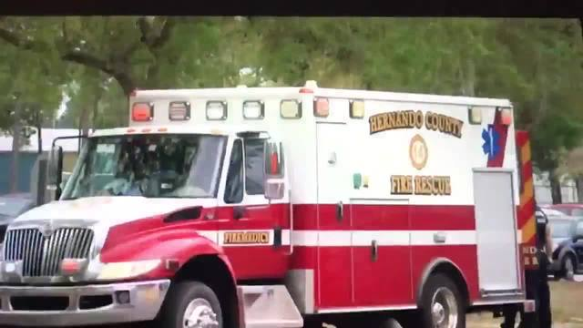 2nd bomb threat in two days in Hernando Co- - Digital Short