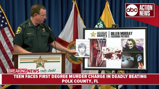 Teen faces first degree murder charge in deadly beating - Press Conference