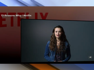 Netflix issues new warning over '13 Reasons Why'