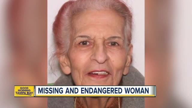 SILVER ALERT- Pasco deputies ask for help locating New Port Richey woman