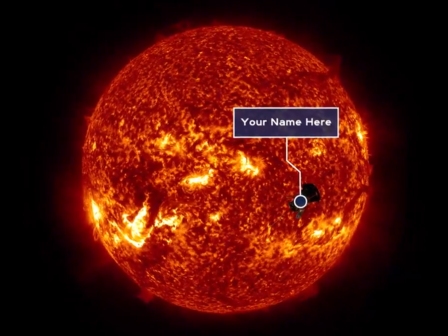 NASA is going on its first mission to the sun, and your name can go with it - abcactionnews.com ...