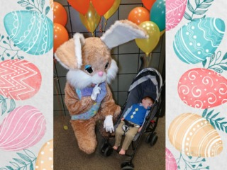GALLERY: Visit the Easter Bunny in Tampa Bay