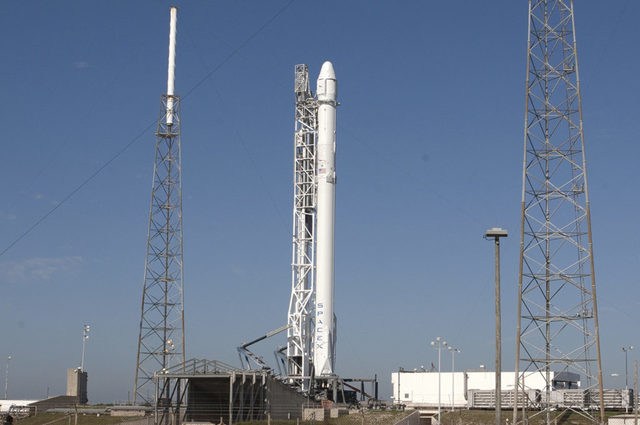 SpaceX Cargo Mission Launches to the Space Station Today