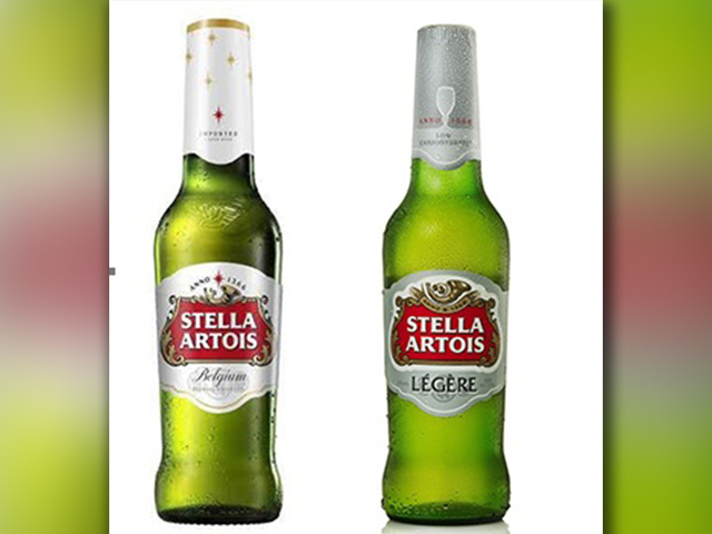 Stella Artois issues recall after glass found in beer bottles