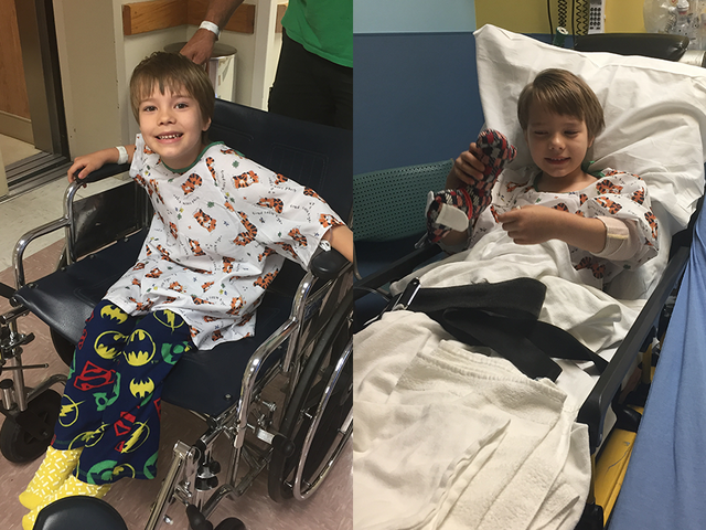 Family faces tens of thousands in medical bills after boy
