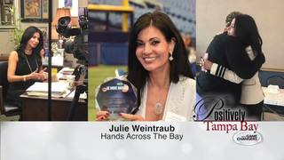 Julie Weintraub - April's Game Changer
