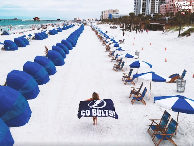 Tampa Bay Lightning holding playoff watch parties for games 3 & 4
