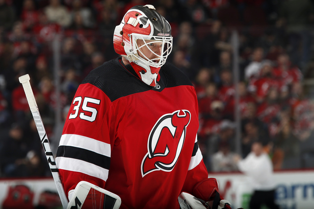 Devils turn back to Cory Schneider to salvage series vs. Lightning