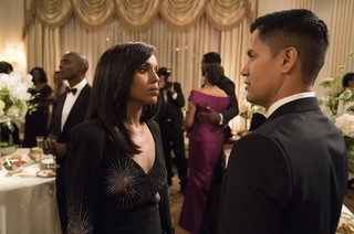PHOTOS: A look back before Scandal finale