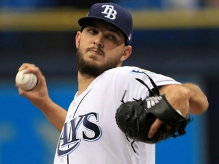 Faria gets 1st win since July, Rays win 4-2