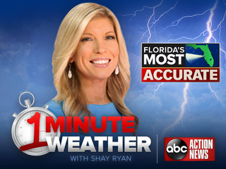 FORECAST: Weekend rain chances going up