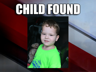 Police locate guardian of found child