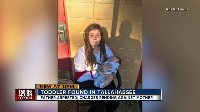 Deputies believe Tampa mom absconded with newborn son, search underway