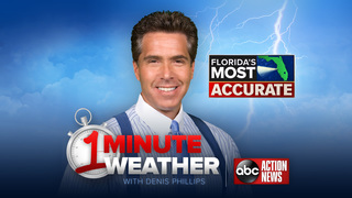FORECAST: Clear skies overnight & lower humidity