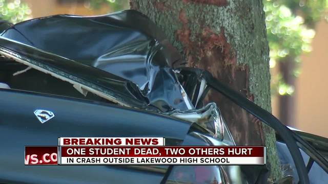 Lakewood High School Student Dead Students Injured After Accident - Lakewood ranch car show today