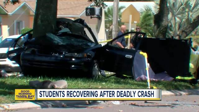 Lakewood High School senior killed in crash; others injured
