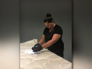 Refurbished mattresses contain hidden secrets