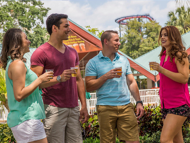 Busch Gardens offers guests free beer for the summer