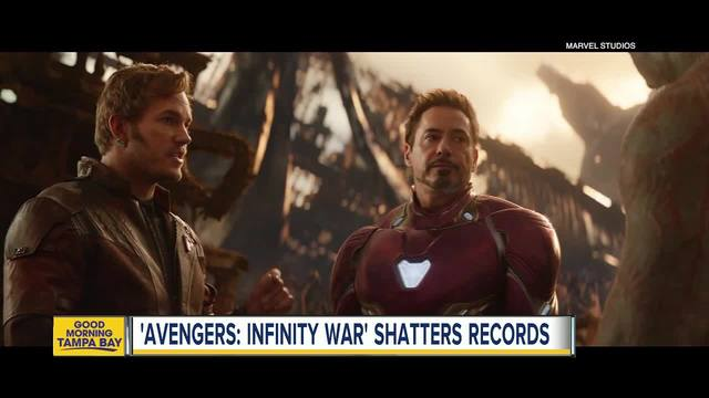 Every Box Office Record Set by Avengers: Infinity War
