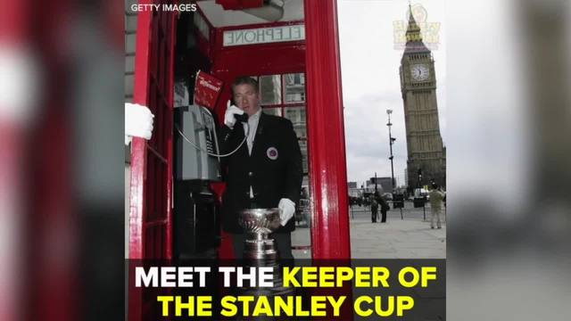 Meet the Keeper of the Stanley Cup - Taste and See Tampa Bay