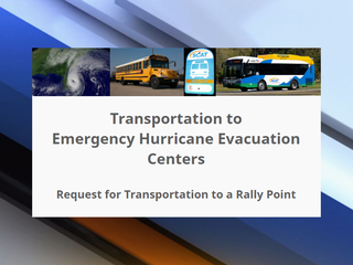 Sarasota Co. offers free rides to shelters