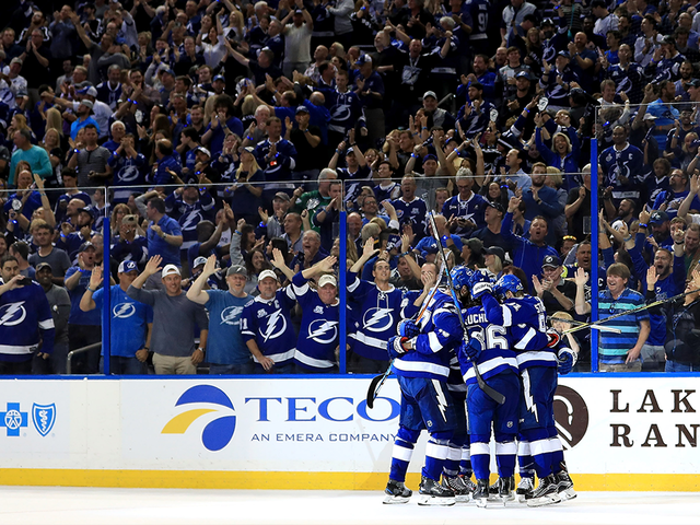 806a830e Tampa Bay Lightning Eastern Conference Finals single-game tickets on ...