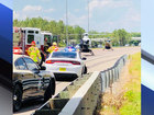 3 ejected from vehicle after blowout on NB I-75