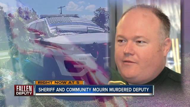 Fla. deputy shot while responding to neighbor dispute dies