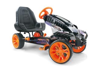 Nerf Battle Racer go-karts recalled